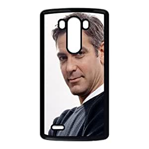 DIY phone case George Clooney cover case For LG G3 AS2K7748256