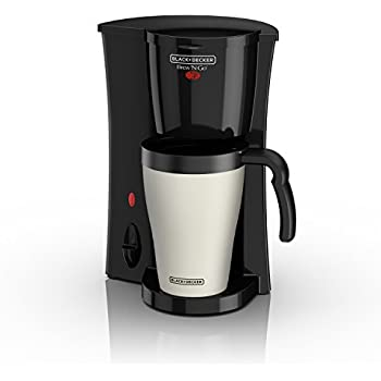 412tRYvIiCL. SL500 AC SS350  Brew N Go Personal Coffee Maker