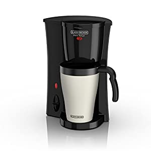 Black And Decker Brew And Go Personal Coffee Maker