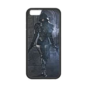Diablo iPhone 6 Plus 5.5 Inch Cell Phone Case Black Gift pjz003_3370616