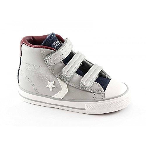 Converse - Zapatos primeros pasos para niño gris gris gris