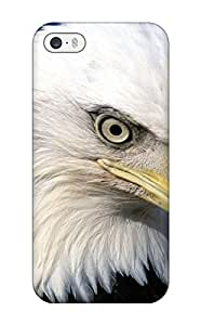 Beautifulcase Best New Diy Design Eagle For Iphone 5/5s case covers Comfortable For Lovers And Friends vdYDgU6d4Y4 For Christmas Gifts