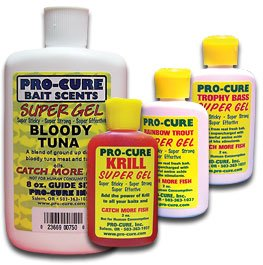 Pro-Cure Shrimp Gel, 8-Ounce, Outdoor Stuffs