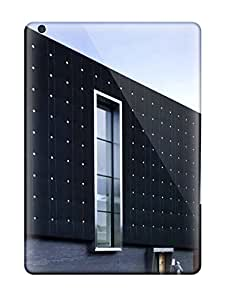 Air Scratch-proof Protection Case Cover For Ipad/ Hot Architecture Houses Phone Case