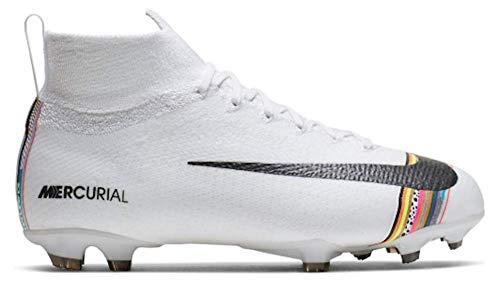 0f0de1201 Nike Kids' Jr. Mercurial Superfly 6 Elite LVL UP FG Soccer Cleat (Sz