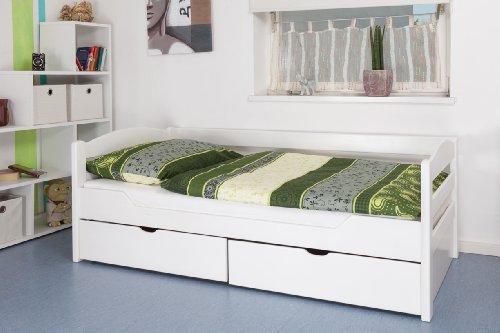 Einzelbett Stauraumbett Easy Premium Line K1 N S Inkl 2 Schubladen