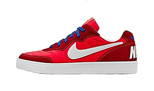 Nike Nsw Tiempo Trainer Hp Qs Scarpe Da Uomo Hyper Punch / Avorio / Gioco Royal