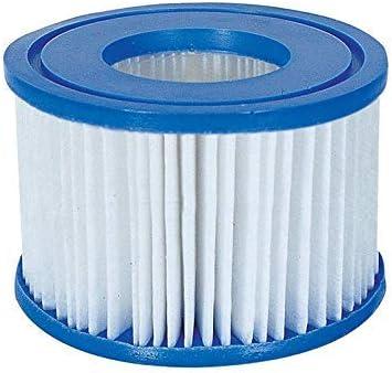 1 pcs Juntful Spa Filter Ersatz Filter VI f/ür Saluspa-Lay-Z-Spa Whirlpool Whirlpool