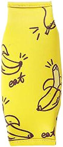 Kreativer einfacher Bleistift-Briefpapier Netter Beutel-Feder-Fall-Bleistift-Kasten für Schule/Büro, Banane