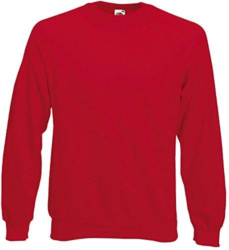 shirt Red Ltd Homme Sweat Absab 6fxBA
