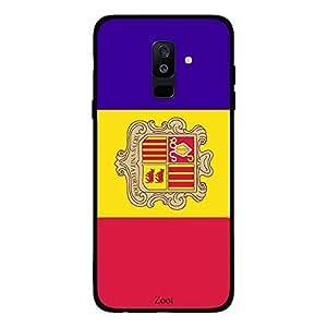 Samsung Galaxy A6 Plus Andorra Flag