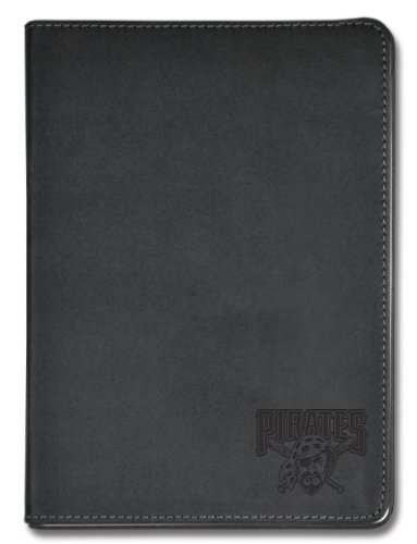 National Design Pittsburgh Pirates Embossed Journal - Pittsburgh Leather Pirates Embossed