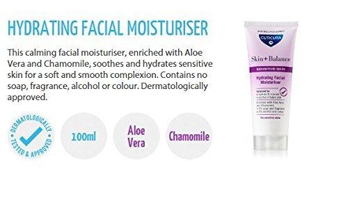Cheap Cuticura Sensitive Skin Hydrating Moisturiser