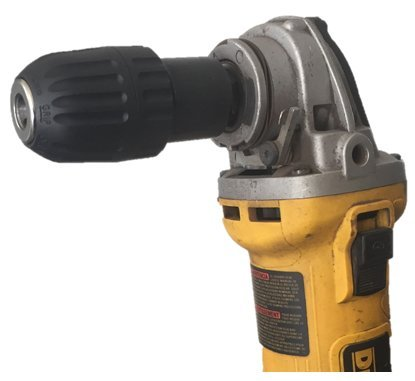 Drill Chuck for Angle Grinder with 5/8-11 Thread adapter (KEYLESS CHUCK)