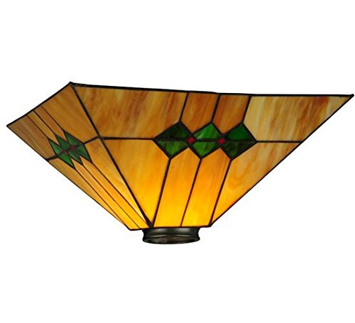 Meyda Tiffany 48276 Martini Mission Shade, 13 sq. in.