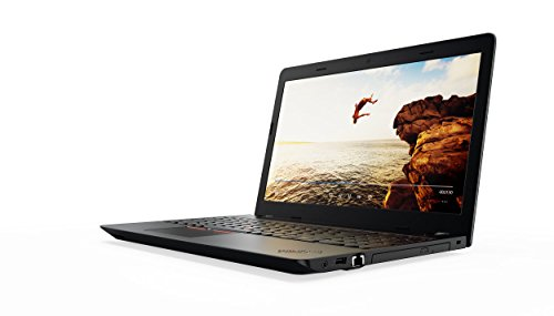 - Lenovo ThinkPad E570 15.6 inch High Performance Business laptop, 256GB SSD, Intel Core i5 (7th Gen) 2.50 GHz, 8 GB DDR4, DVD RW, WiFi, HDMI/VGA, Gigabit LAN, fingerprint reader, Windows 10 Pro 64-bit