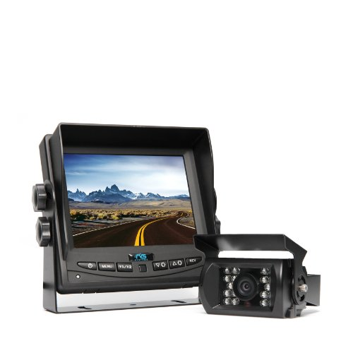 Rear View Camera System with 5.6