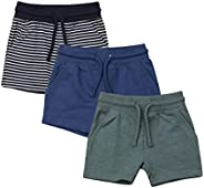 Toddler Baby Boys Short Pants Summer Shorts Infant Bottom with Big Pocket
