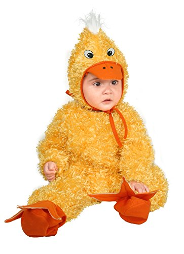 Charades Baby Little Chick Costume, Yellow, Large -
