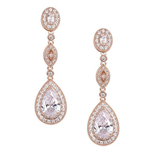 Top 10 best champagne earrings and bracelet for women for 2020