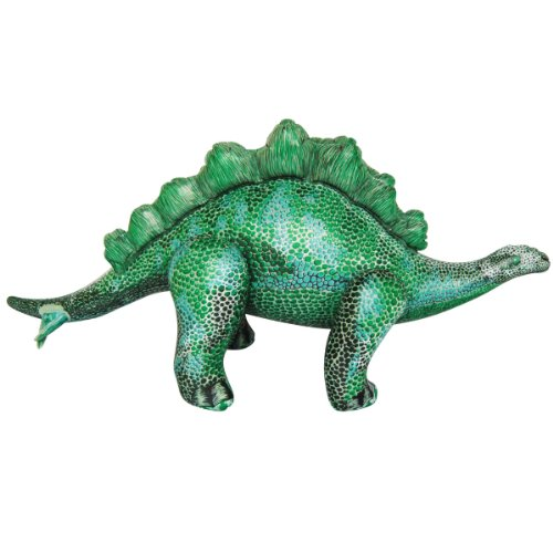 Jet Creations Inflatable 46'' Long Stegosaurus (Green) by Jet Creations