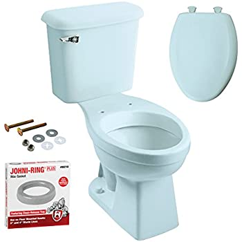 Peerless Pottery K 7668 12 Mckinley Elongated Toilet With