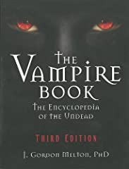 The Ultimate Collection of Vampire Facts and FictionDeath and immortality, sexual prowess and surrender, intimacy and alienation, rebellion and temptation. The allure of the vampire is eternal. The Vampire Book: The Encyclopedia of the...