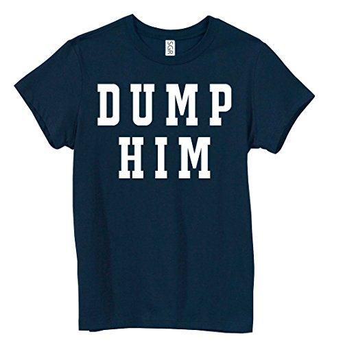 Dump Him T-Shirt (Him Rock T-shirts)