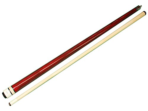 Improve Your Game 58 Hard Rock Canadian Maple Improve Your Game Blue 20-Ounce Aska L3 2pc No Wrap Pool Cue Stick 58 Hard Rock Canadian Maple 13mm Hard Tip ASKA BILLIARDS