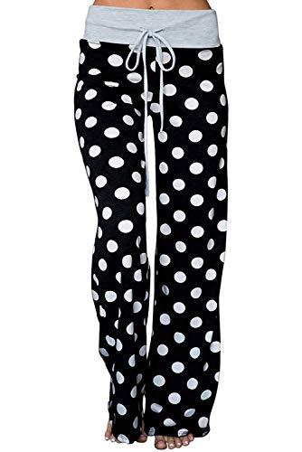 WFTBDREAM Womens Wide Leg Lounge Pants Plus Size