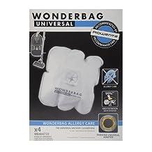 Rowenta Wonderbag Allergy Care Vacuum Cleaner Bags