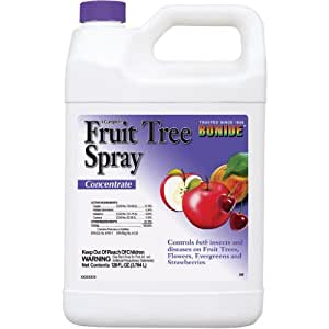 Bonide Fruit Tree Concentrated Spray, 1 gallon