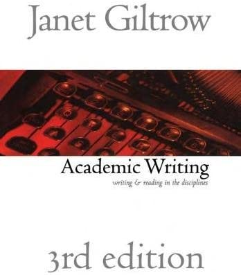 third person academic writing examples