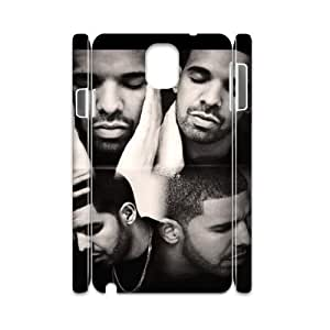 Drake Phone For Case Samsung Galaxy Note 2 N7100 Cover [Pattern-4]
