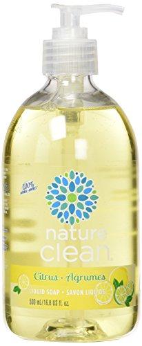 All Natural Liquid Hand Soap - 5
