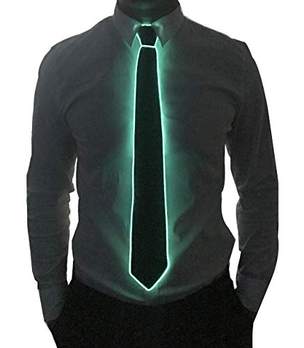 Led Light Up Neckties in US - 1