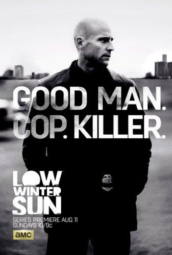 DVD : Low Winter Sun Season 1 (3 Pack, 3 Disc)