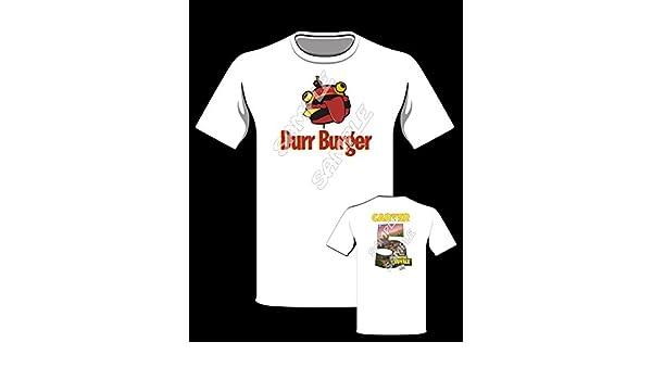 Amazon.com: Fortnite Durr Burger themed Personalized Shirt, Fortnite birthday shirt: Handmade