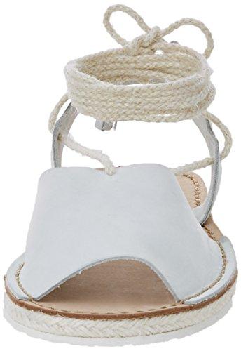 Gladiator White para Couture Classic Blanco Titi Mujer Sandalias zOaZq