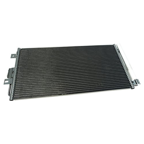 AC Condenser A/C Air Conditioning with Receiver Dryer for Fiat 500 Brand