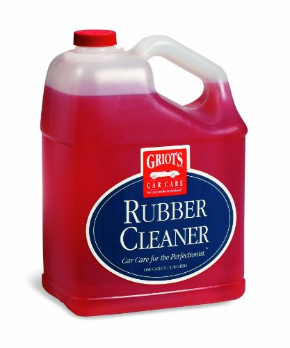 Griot's Garage 11137 Rubber Cleaner Gallon by Griot's Garage