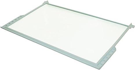 Smeg – Bandeja de cristal frigorífico congelador 775651189: Amazon ...