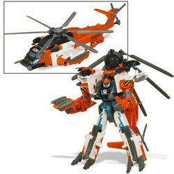Transformers Allspark Power Voyager - Evac