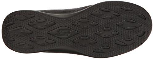 Skechers Womens Go Step Lite-Mystic Walking Shoe Black