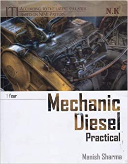 diesel mechanic book for iti