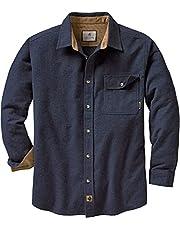 Legendary Whitetails mens Buck Camp Flannel Shirt Long Sleeve