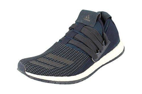 ORIGINALE Adidas Pureboost R M Ginnastica Blu Scuro Bianco Grigio BB0814