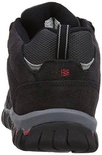 Karrimor Bodmin Mid Iv Weathertite Black Uk 9.5, Scarpe da Arrampicata Uomo, Nero (Black Sea), 43.5 EU