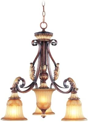 Livex Lighting 8573-63 Villa Verona Chandelier