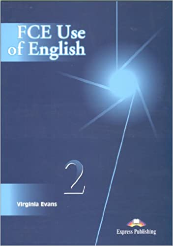 Book FCE Use of English: Student's Book Level 2